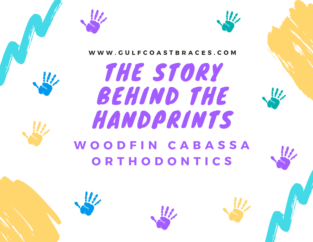 The Story Behind The Handprints…