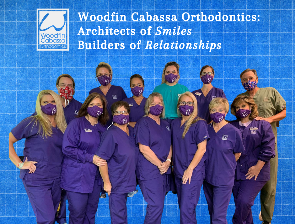 Woodfin Cabassa Orthodontics: Architects of Smiles, Builders of Relationships